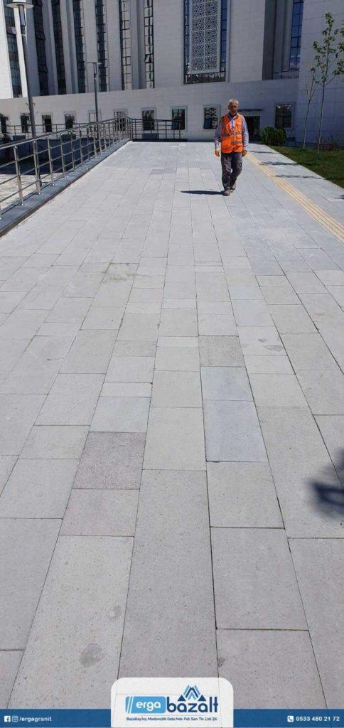 Ankara Bazalt Plak Döşeme
