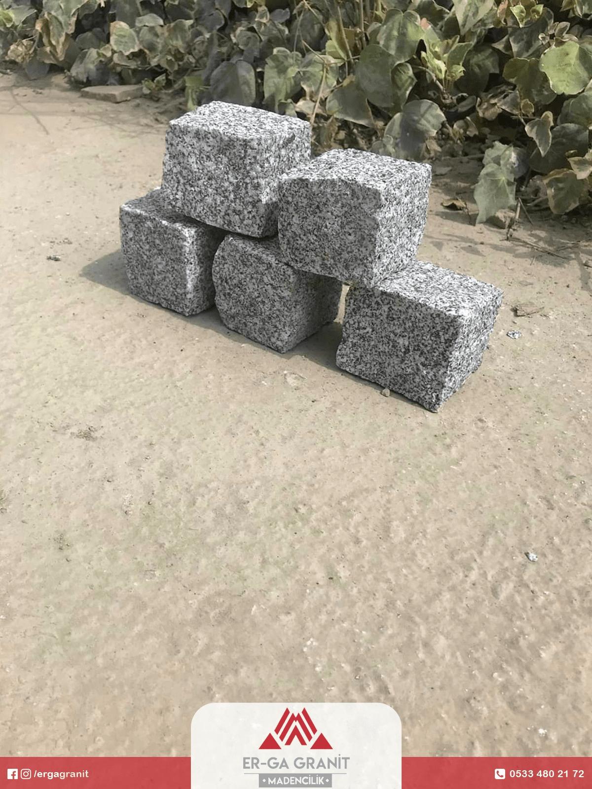 Peyzaj Alanında Doğal Granit Taş Kullanımı