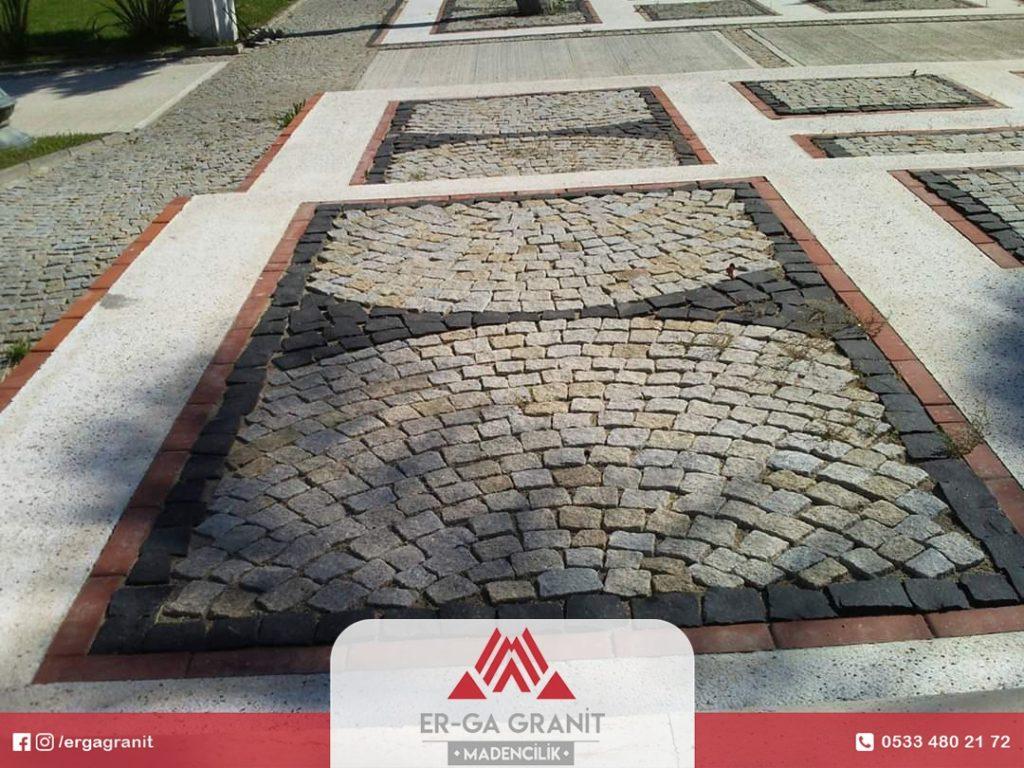 Andezit, Bazalt, Granit Şıklığı