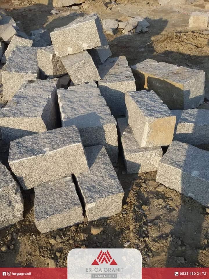 Bergama Gri Granit Fabrika