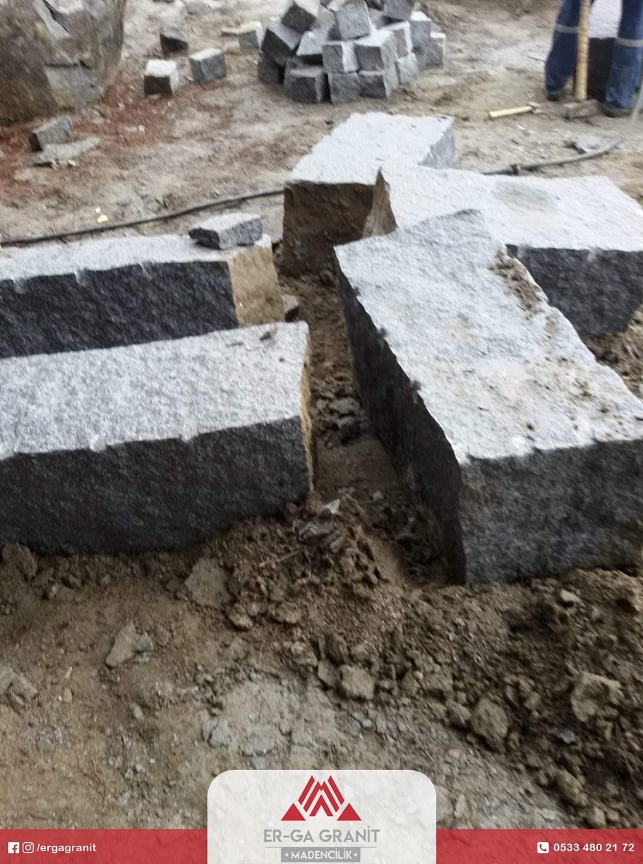 Adana Bergama Gri Granit Projelerimiz