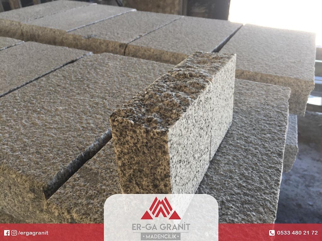 Granit Küp taşı 5x10x10