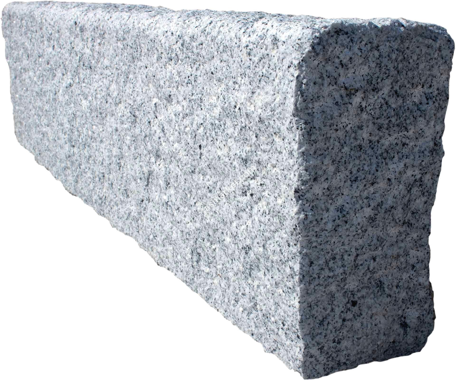 Doğal Kırma Granit Bordür