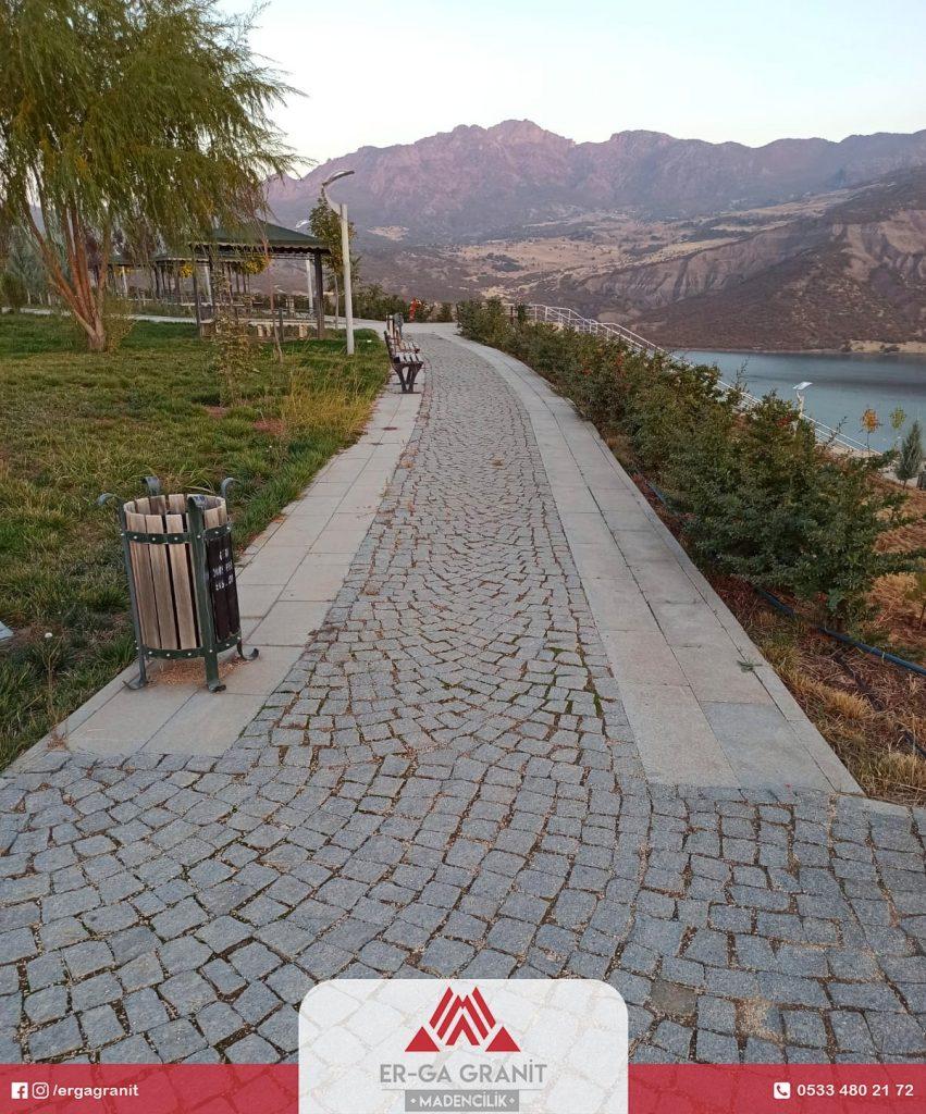 Tunceli Granit Parke taşı