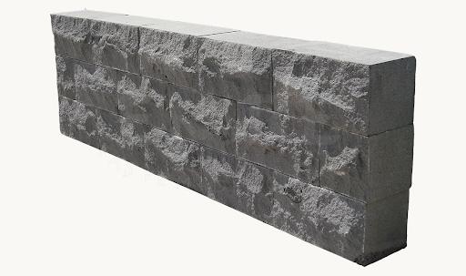 Bazalt patlatma duvar