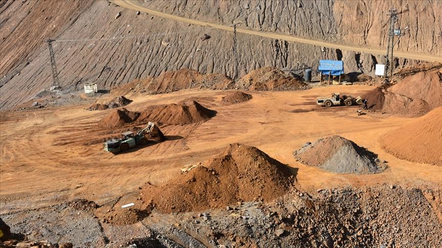 Türkiye'de Madencilik Sektörü 2021